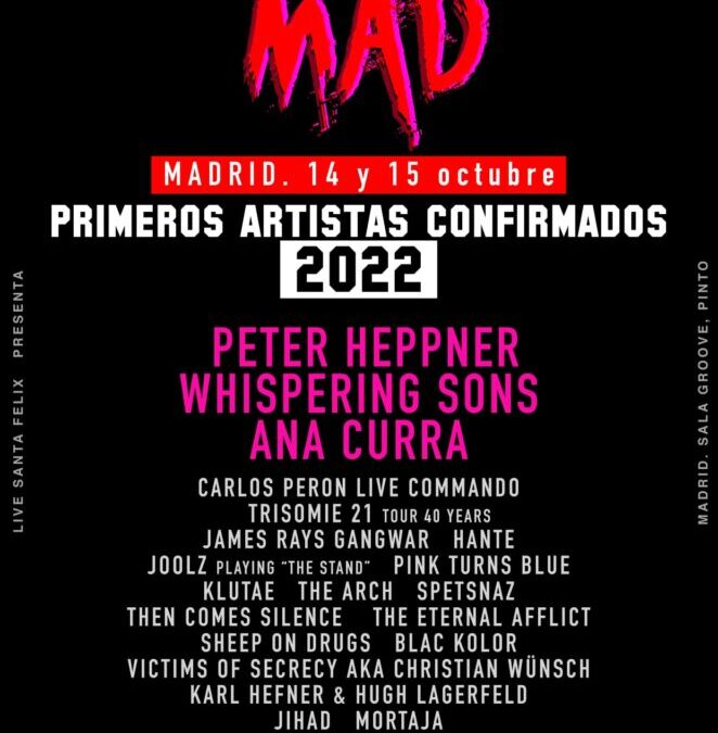 First DarkMAD Artists Confirmed For 2022